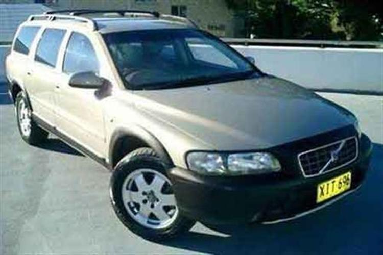 Volvo V70 Cross Country/XC70 Wagon (1998-2004) - motoring.com.au