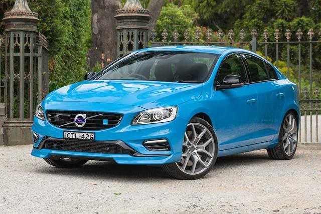 Volvo S60 Polestar 2015 Review  motoringcomau
