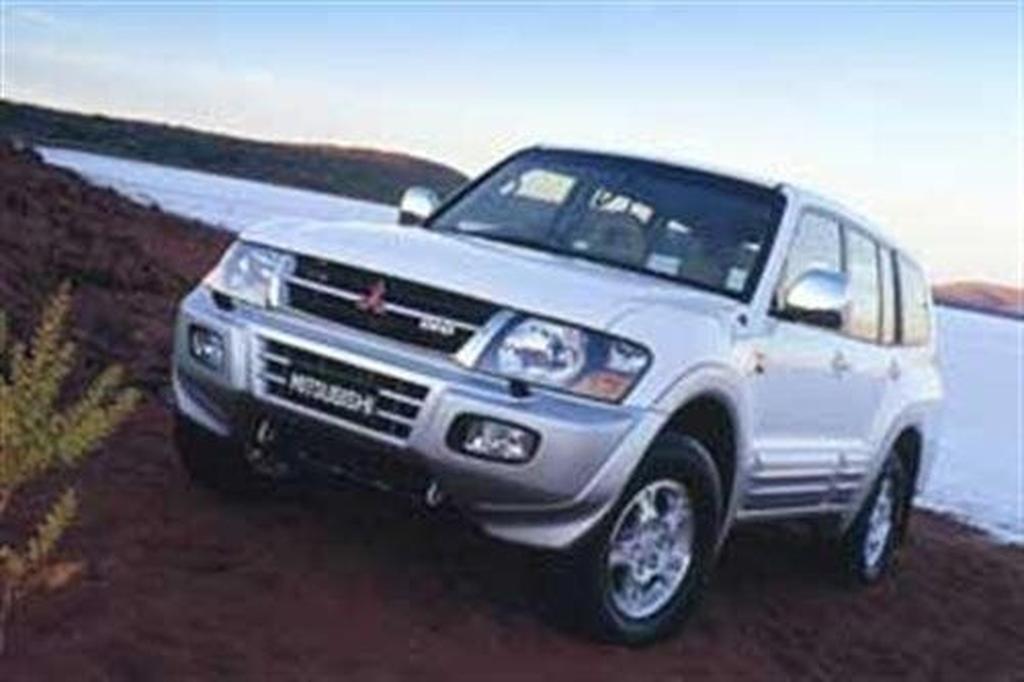 Mitsubishi Pajero (2005-) - motoring com au