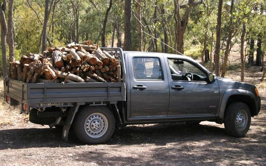 Holden Colorado 3 0 Lx Motoring Com Au