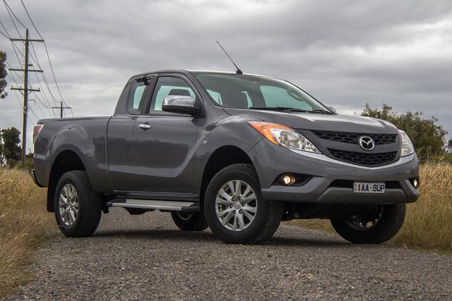 mazda bt-50 2014 review - motoring.au