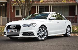Audi A Video Review Motoringcomau - Audi s6 review
