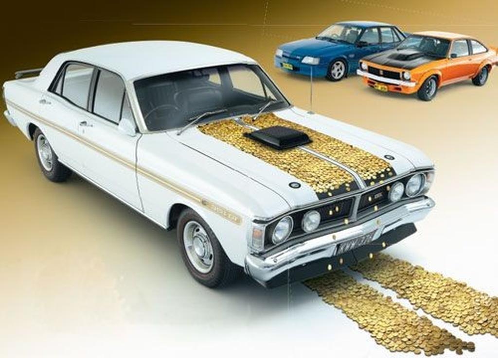 Australian Muscle Cars - motoring.com.au