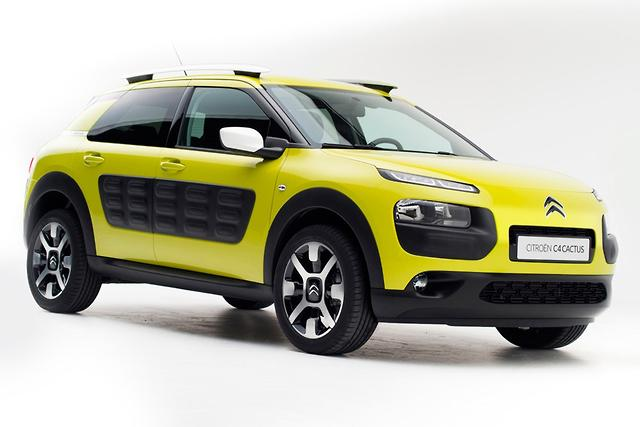 Citroens Cactus Car Is No Joke Motoring