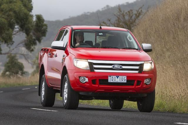 Ford Ranger 2015 Review