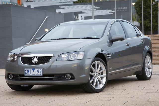 Ing Used Holden Ve Commodore Calais V6 2009 11