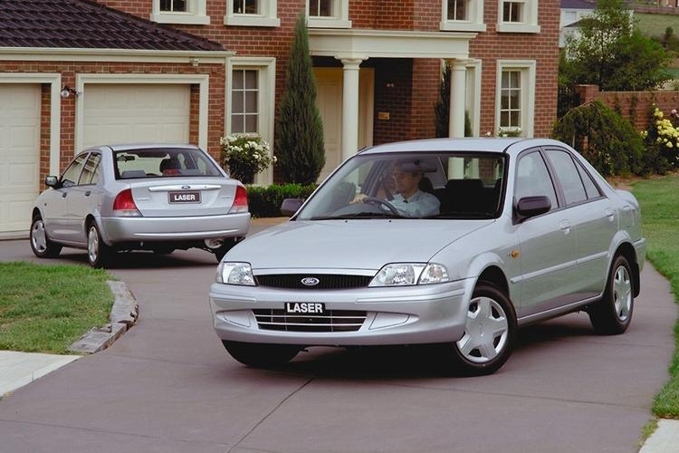 ford laser kq stereo wiring diagram: ford laser kn/kq (1999-2002