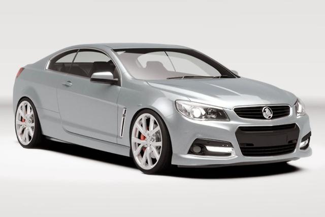 Holden Vf Monaro Coupe Revealed Motoring