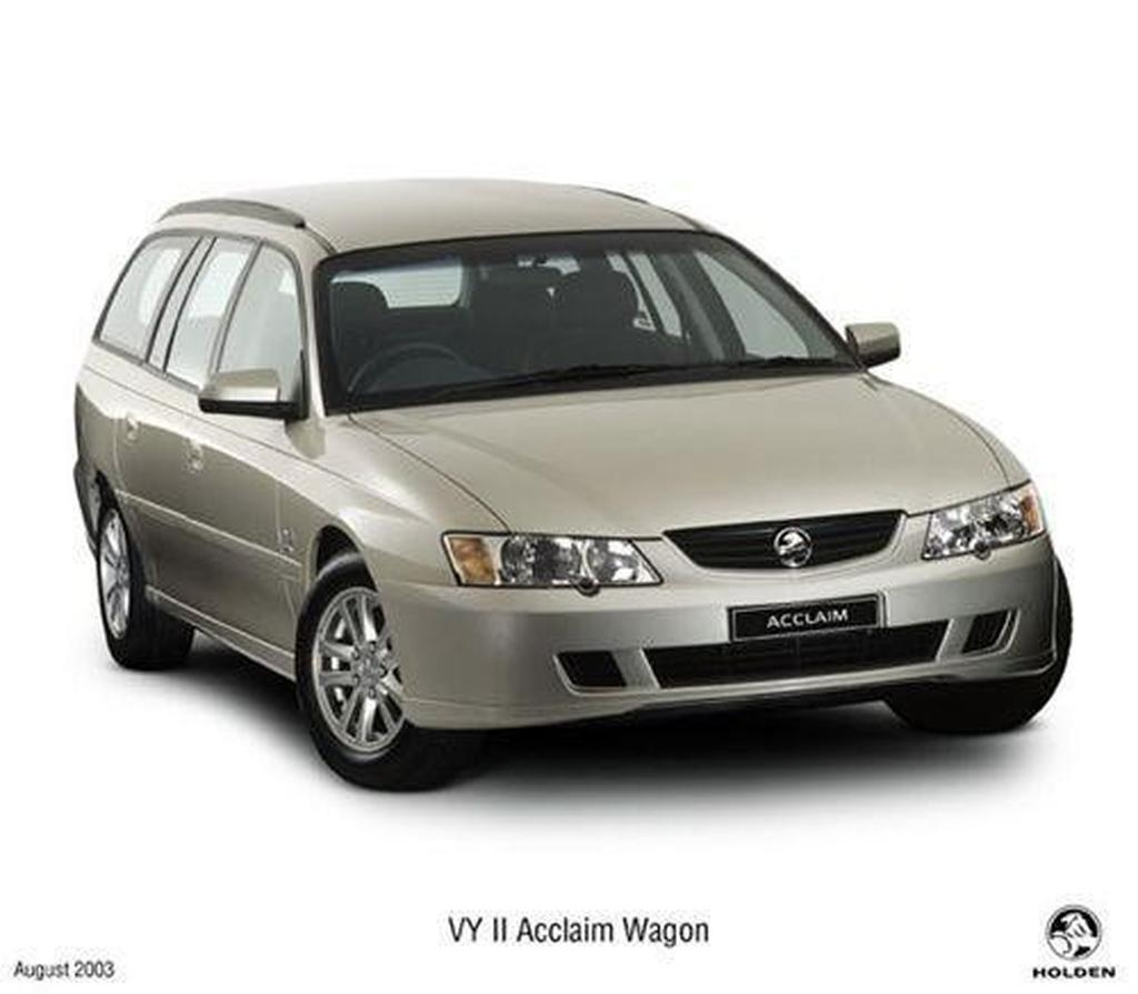 Holden VY Series II