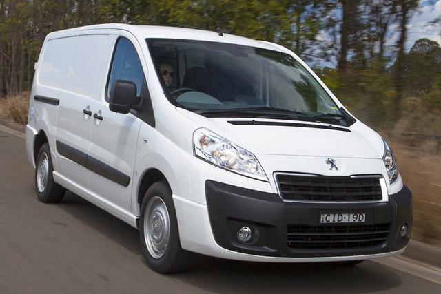 Peugeot freshens Partner, Expert vans - motoring com au