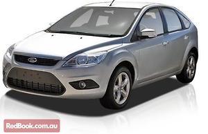 Ford Focus Xr5 Turbo Motoring Com Au