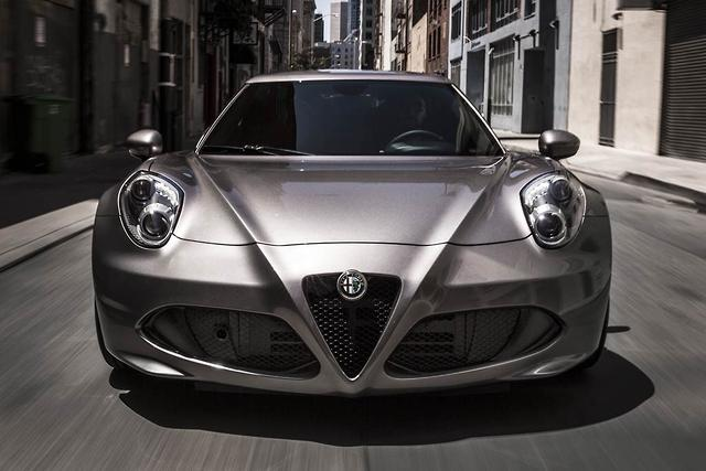 alfa 4c gains weight for oz - motoring.au