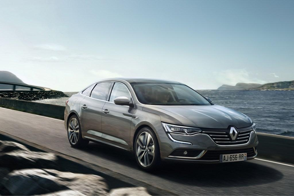 Renault Talisman sedan revealed - motoring.com.au