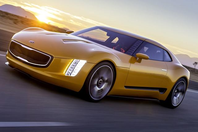 Four Door V8 Coupe And Compact Suv Still On The Agenda At Kia But Gt4 Stinger More Difficult