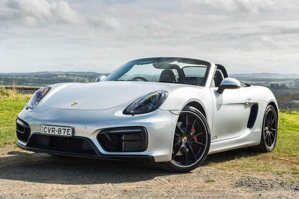 Porsche Boxster Gts 2015 Review Motoring