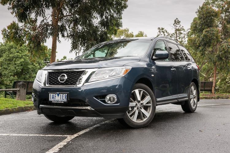 Superior Nissan Pathfinder 2014 Review