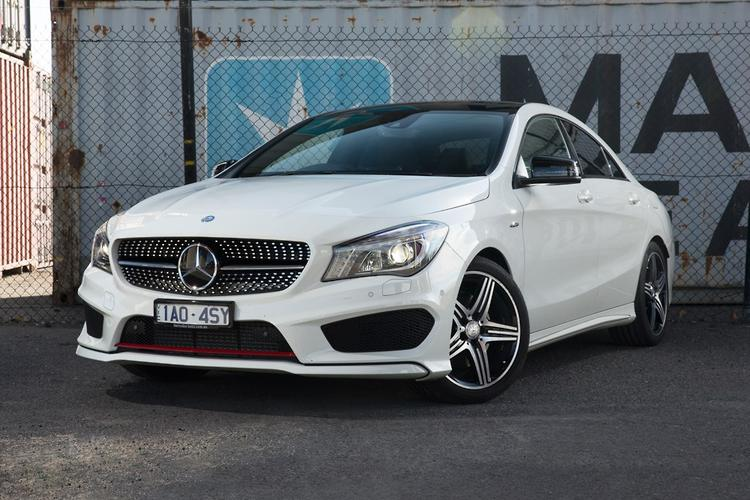 Nice Mercedes Benz CLA 250 Sport 2014 Review