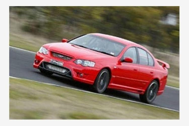 Fpv F6 Typhoon 7 Day Test Motoring Com Au