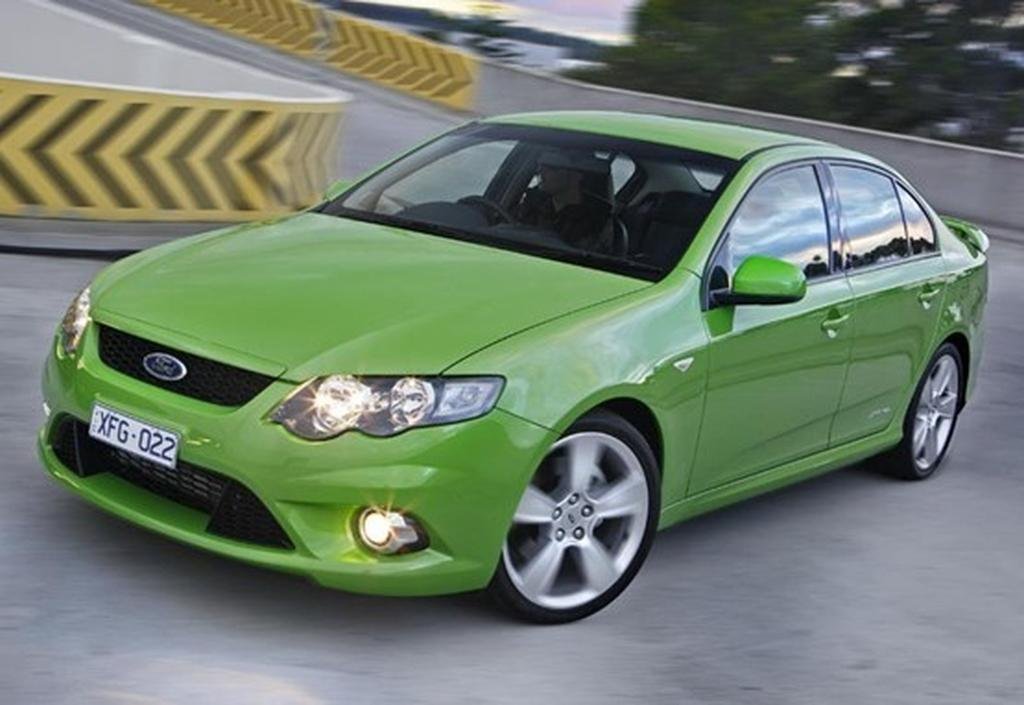 Ford Falcon XR6 Turbo - motoring com au