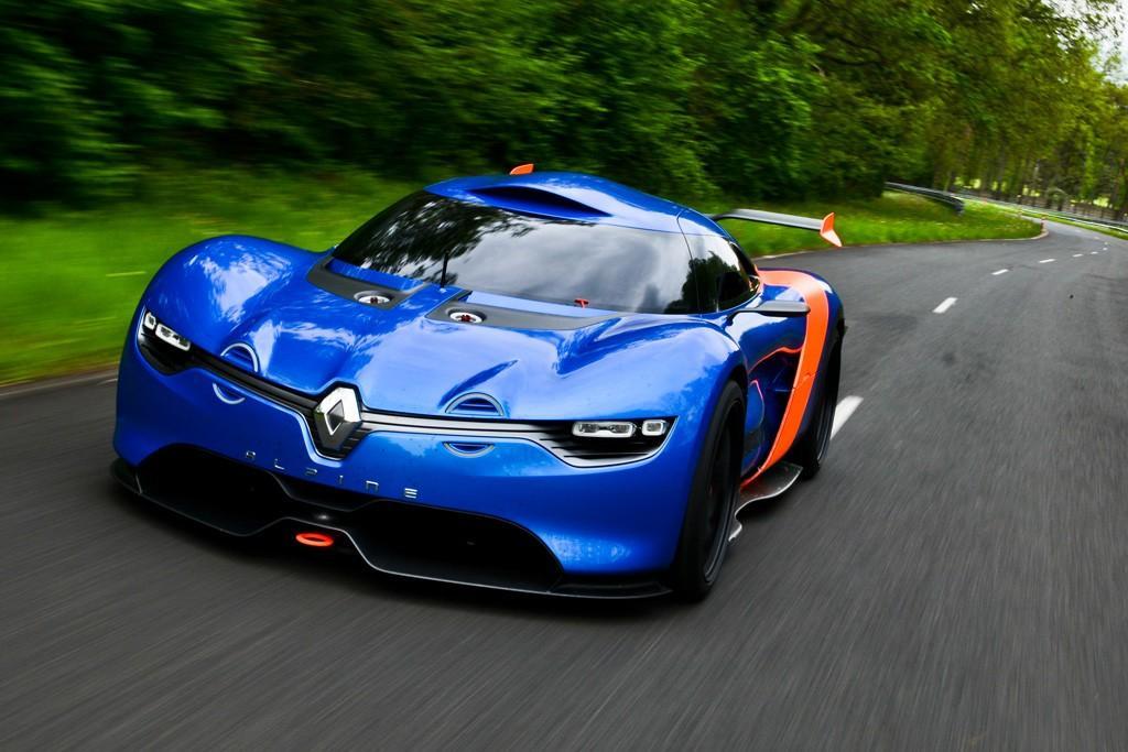 Renault Alpine A110 50 In Motion Motoringcomau