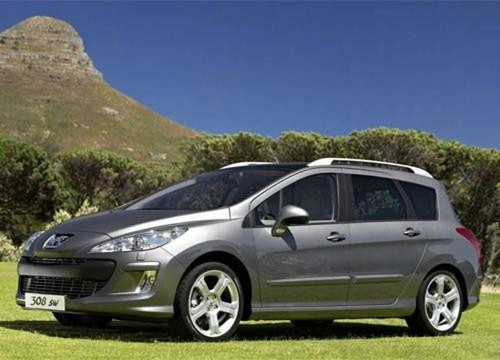 peugeot 308 touring xs hdi and xse turbo - motoring.au