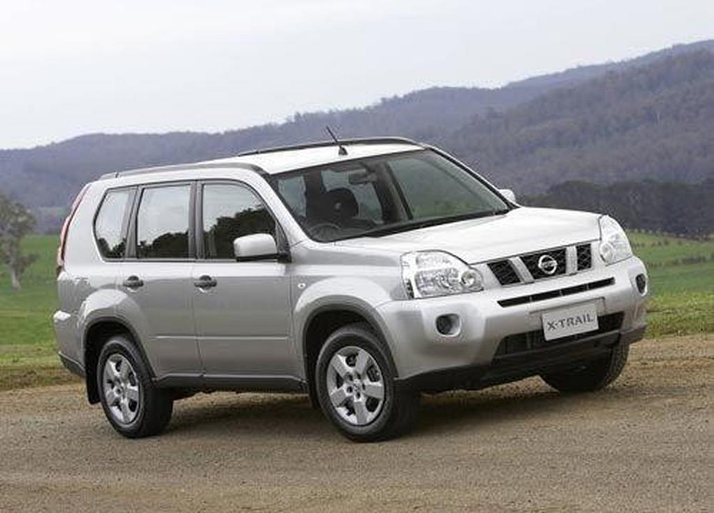 Nissan X Trail St St L And Ti Motoring Com Au
