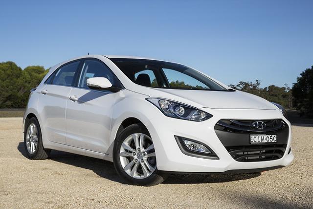 Hyundai I30 Small Car Mega Test 2013 Motoring Com Au