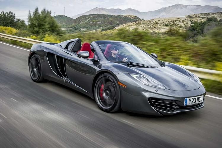 McLaren Peels $100K Off 12C Purchase Price