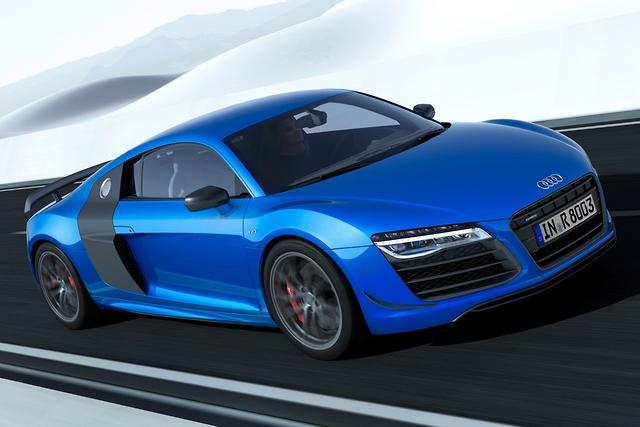 Laser Lit Audi R8 To Cost 440k Motoring Com Au