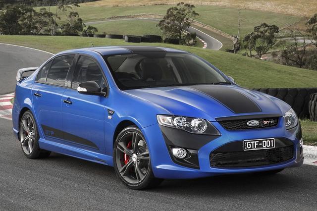 FPV GT F earns its stripes - motoring.com.au