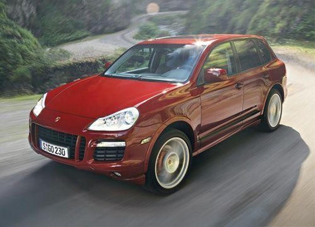 Porsche Cayenne Gts Motoring Com Au