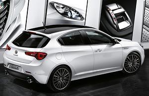 Geneva Motor Show Alfa Gets Special
