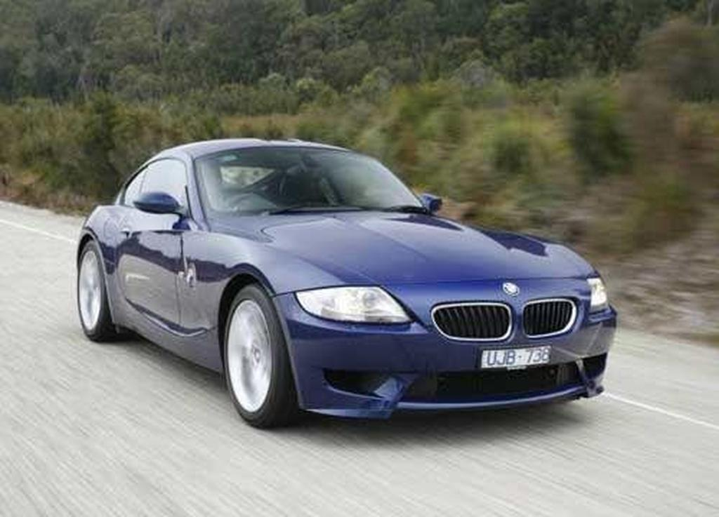 Bmw Z4m Coupe Motoring Com Au