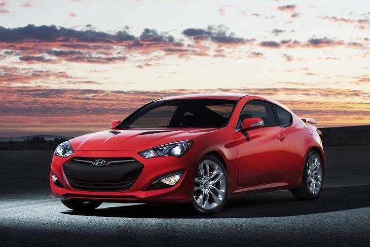 Hyundai Genesis Coupe To Ditch Turbo Four?