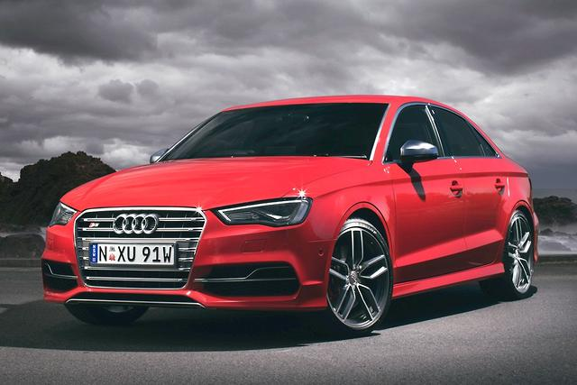 Audi S Review Motoringcomau - Audi s3 review