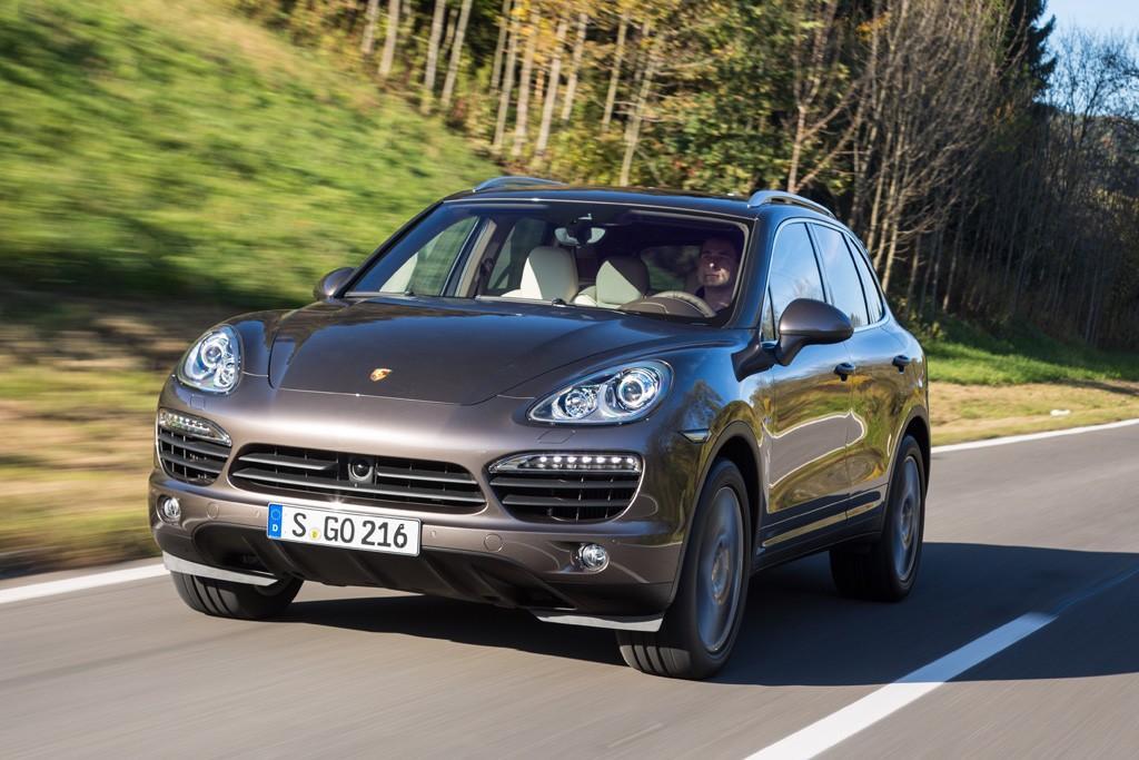 Porsche Cayenne S Diesel 2013 Launch Review Motoring