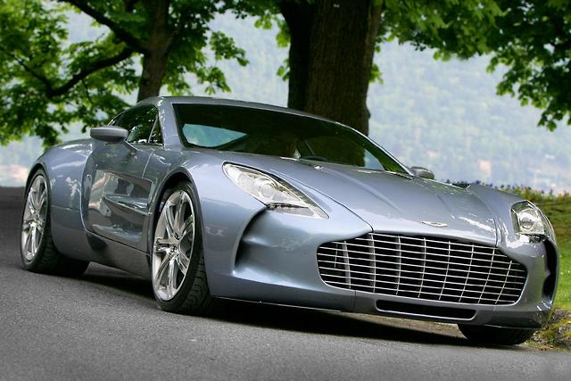 Aston One Ride Up For Grabs Motoringcomau - Aston martin one77