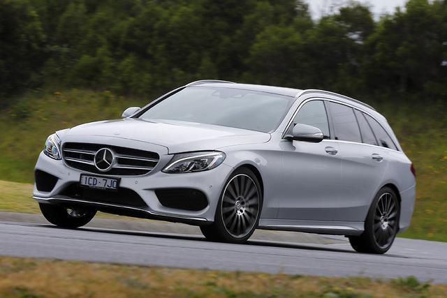 Mercedes benz c class estate 2014 review for Mercedes benz c class 2014 review