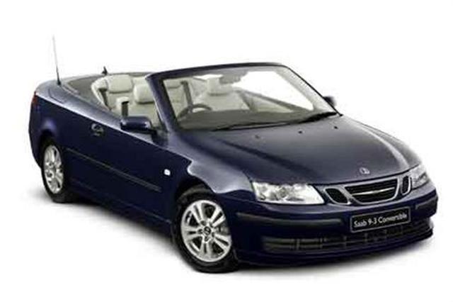 Saab 9 3 Convertible 2005
