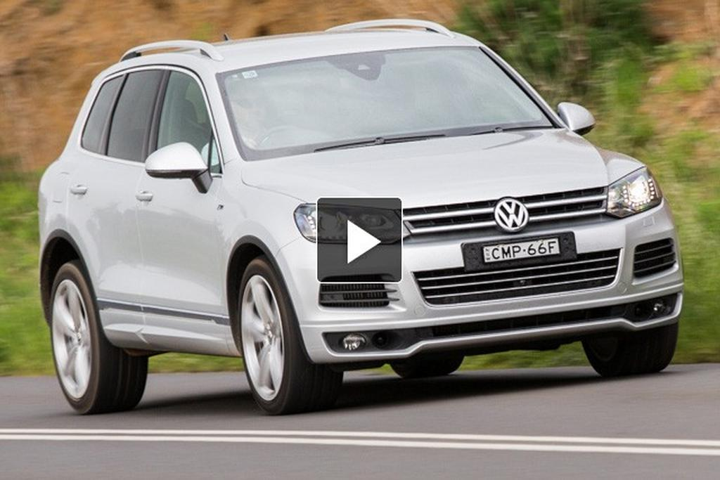 Volkswagen Touareg V8 Tdi R Line Video Review