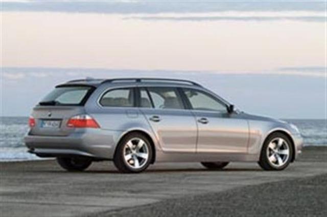 BMW 5 Series Touring (2005-) - motoring.com.au