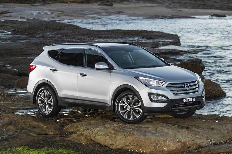 Hyundai Santa Fe Tow Capacity Enhanced