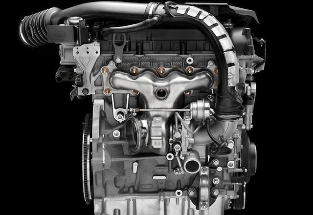 Volvo Unveils Clean Burning 1 6 Turbo Engines