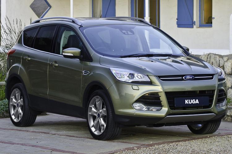 ford kuga titanium 2013 road test. Black Bedroom Furniture Sets. Home Design Ideas