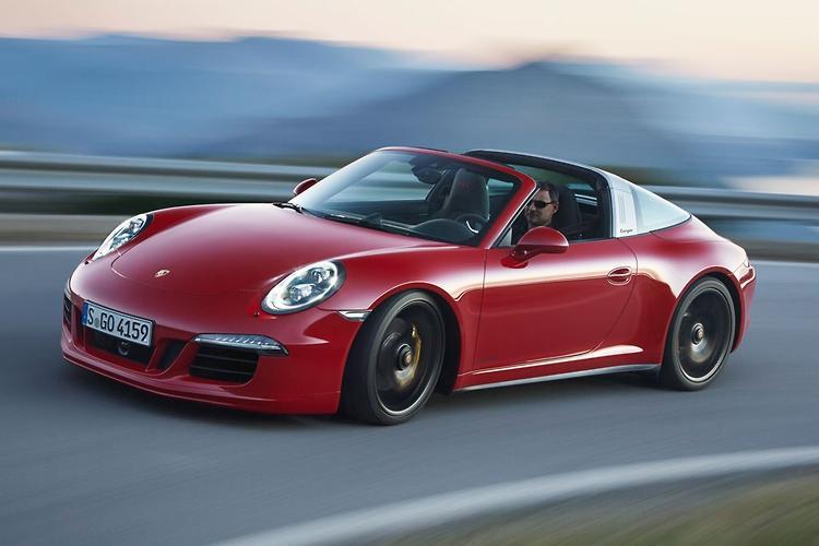 Porsche 911 Targa 4 Gts 2015 Review Motoring Com Au