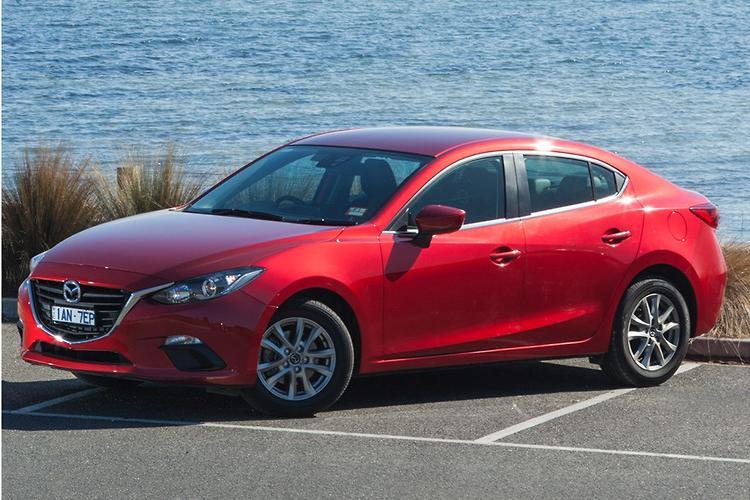 Mazda 3 2014 Review