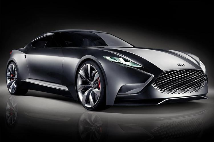Amazing Years After Promises And Concepts, Hyundaiu0027s New Rear Drive Genesis Coupe  Remains Missing In Action