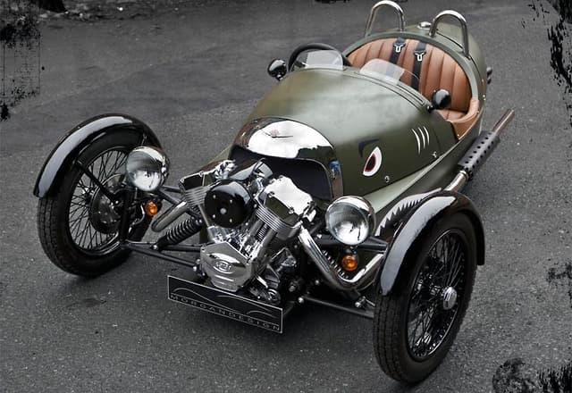 Morgan 3 Wheeler Motoring Com Au