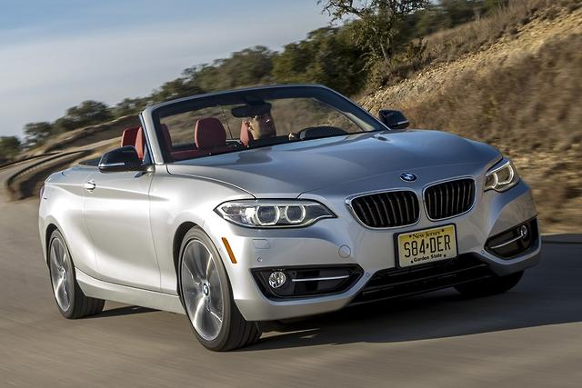 BMW I Convertible Review Motoringcomau - Bmw 228i price