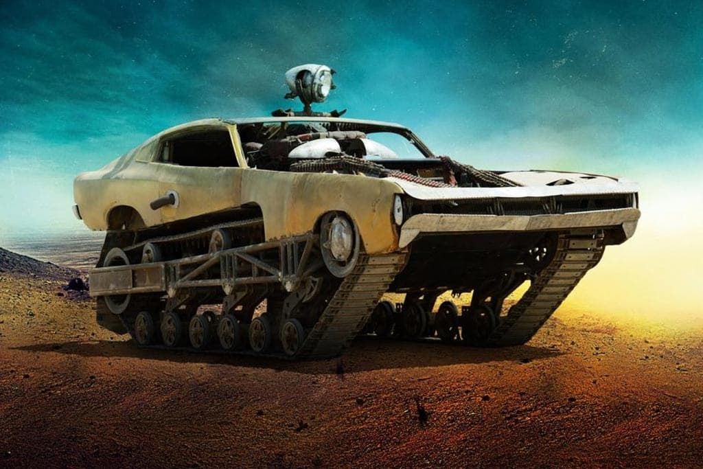 Cars of Mad Max - motoring.com.au